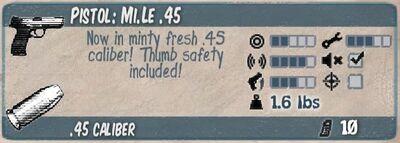 MiLE 45