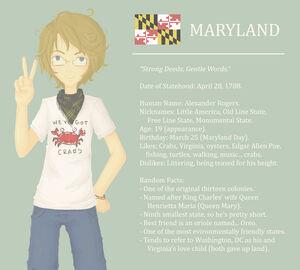Maryland Tan by Kikkun