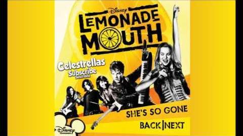 Lemonade Mouth - She's so gone - Soundtrack