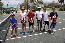 File:People at a tennis camp.jpg