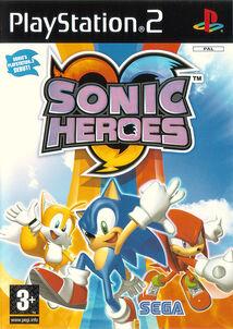 Sonicheroes