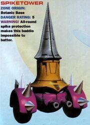 Spiketower