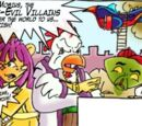 League of Super-Evil Villains