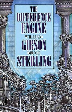 Difference engine 1st ed cover