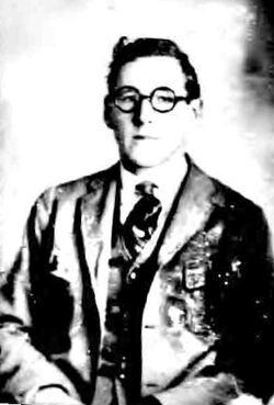 Berton Braley 1923