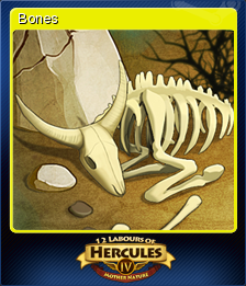 12 Labours of Hercules IV Mother Nature Card 4