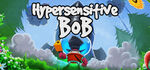 Hypersensitive Bob Logo