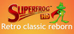 Superfrog HD Logo