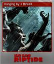 Dead Island Riptide Foil 3
