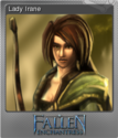 Fallen Enchantress Legendary Heroes Foil 5