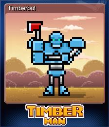Timberman Card 5