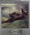 Hearts of Iron III Foil 1