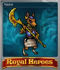 Royal Heroes Foil 8