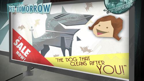 A Virus Named TOM Artwork 09