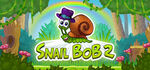 Snail Bob 2 Tiny Troubles Logo