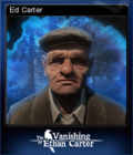 The Vanishing of Ethan Carter Redux Card 3