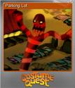 Costume Quest Foil 6