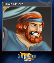 Gryphon Knight Epic Card 7