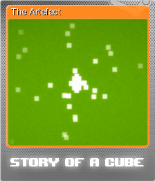 Story of a Cube Foil 3