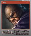 Eador Masters of the Broken World Foil 7