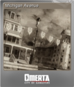 Omerta - City of Gangsters Foil 8