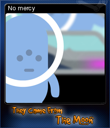 They Came From The Moon Card 6