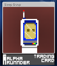 Alpha Runner Card 1
