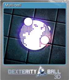 Dexterity Ball 3D Foil 09