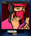 Prison Run and Gun Card 3