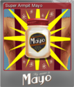 My Name is Mayo Foil 4
