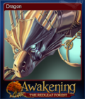 Awakening The Redleaf Forest Collector's Edition Card 6