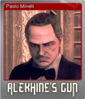 Alekhine's Gun Foil 5