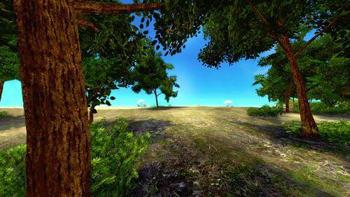 Paradise Island - VR MMO Artwork 03