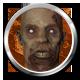 Ravaged Zombie Apocalypse Badge 4