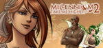 Millennium 2 - Take Me Higher Logo