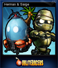 Obliteracers Card 3