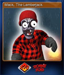 ZombieZoid Zenith Card 5