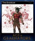 Age Of Gladiators Card 1