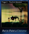 But to Paint a Universe Card 07