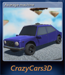 CrazyCars3D Card 4