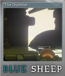 Blue Sheep Foil 4