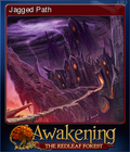 Awakening The Redleaf Forest Collector's Edition Card 5