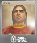 Lords of Football Foil 2