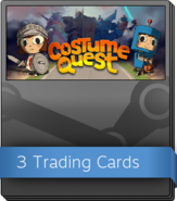 Costume Quest Booster