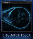 The Architect Card 2