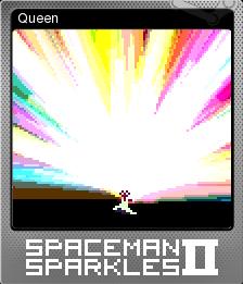 Spaceman Sparkles 2 Foil 1