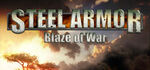 Steel Armor Blaze of War Logo