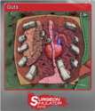 Surgeon Simulator 2013 Foil 2