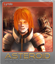 Asteroid Bounty Hunter Foil 6