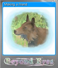 Beyond Eyes Foil 2